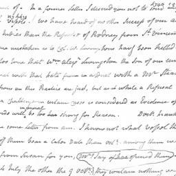 Document, 1781 February 21