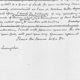 Document, 1796 February 26