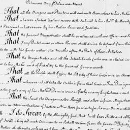 Document, 1664 October 01