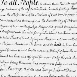Document, 1686 June 17