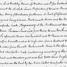 Document, 1669 July 30