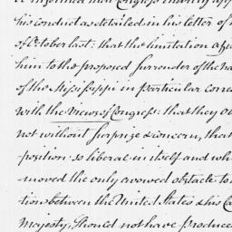 Document, 1782 April 30