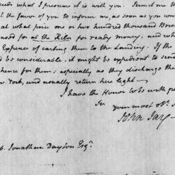 Document, 1798 October 27