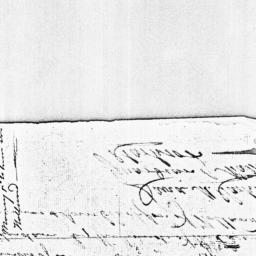 Document, 1785 October 25