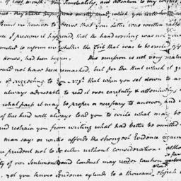 Document, 1790 December 04