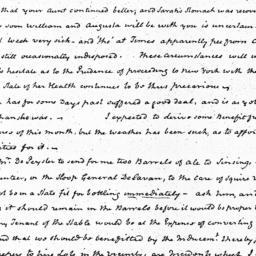 Document, 1823 October 28