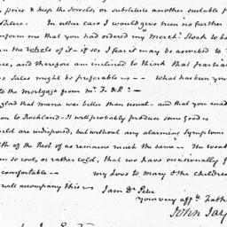 Document, 1823 June 24