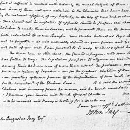 Document, 1799 March 30