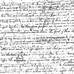 Document, 1786 March 12
