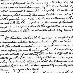 Document, 1785 July 12