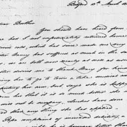 Document, 1828 March 13