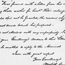 Document, 1779 March 31