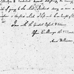 Document, 1779 June 04