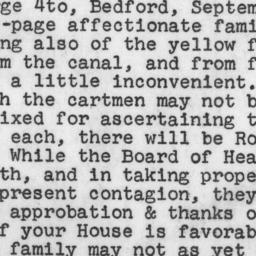 Document, 1819 September 13