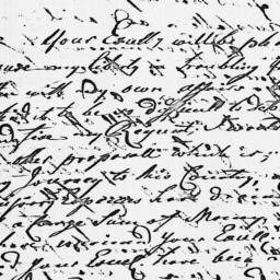 Document, 1779 January 01