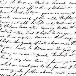 Document, 1789 May 25