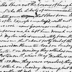 Document, 1779 May 17
