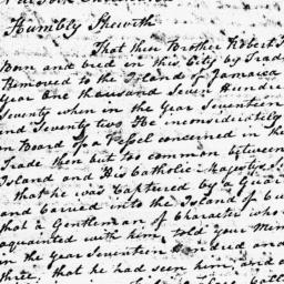 Document, 1785 November 25