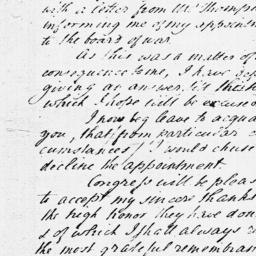 Document, 1778 December 22