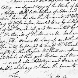 Document, 1785 June 20