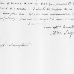 Document, 1802 December 23