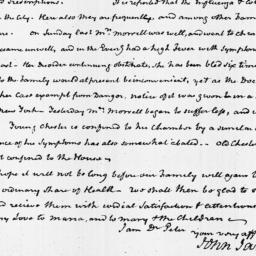 Document, 1825 February 27