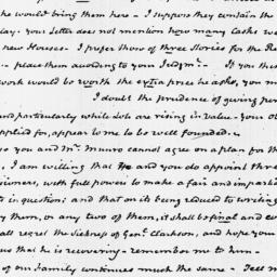 Document, 1825 April 26