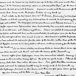 Document, 1820 October 10