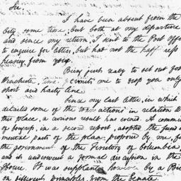 Document, 1801 March 17