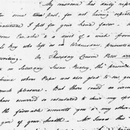 Document, 1807 January 24