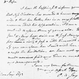 Document, 1807 June 20