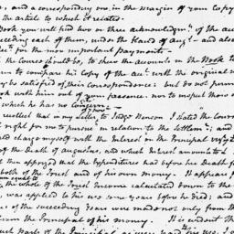 Document, 1811 February 10