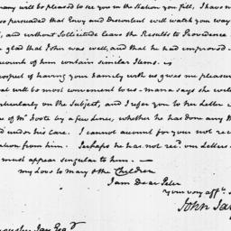 Document, 1819 April 20