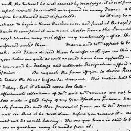 Document, 1818 May 05
