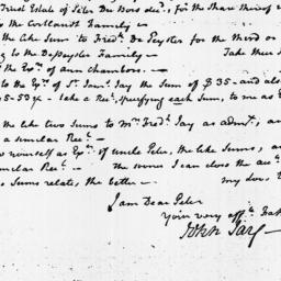Document, 1815 November 08