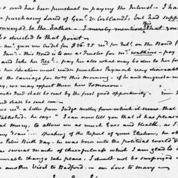 Document, 1813 March 09