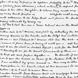 Document, 1812 November 16