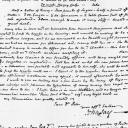 Document, 1812 November 10