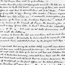 Document, 1812 October 20