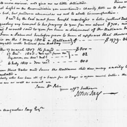 Document, 1811 June 18