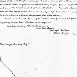Document, 1823 June 12