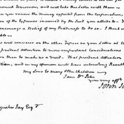 Document, 1823 December 08