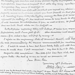 Document, 1816 February 12