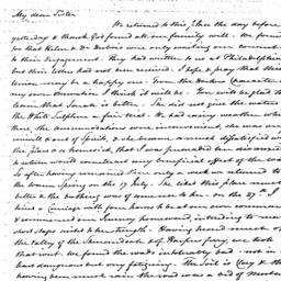 Document, 1835 August 07