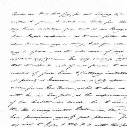 Document, 1829 September 22