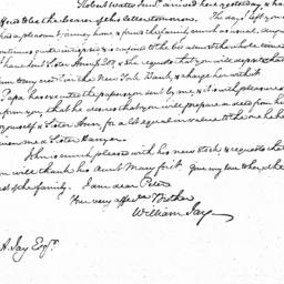 Document, 1829 April 19