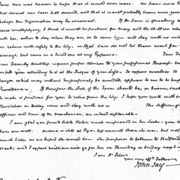 Document, 1822 August 13