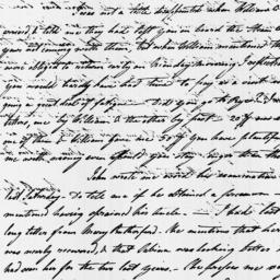 Document, 1821 September 18