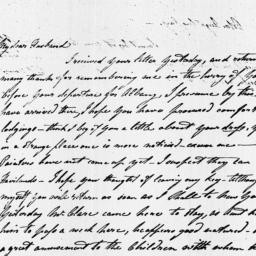 Document, 1821 August 25