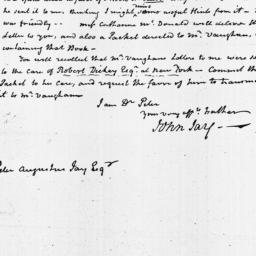 Document, 1819 October 19